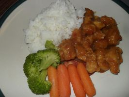Orange Chicken Recipe by Miss-Merlina