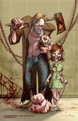 Bloody mess by Jawbone-Lord