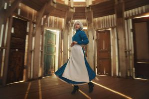 Howl's moving castle: Choosing the door by MiraMarta