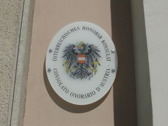 Honorary Consulate of Austria (Trieste) by Shanglon