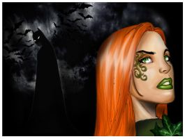 Poison Ivy. by Fobeea