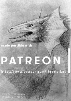Patreon Tease - Syn, Subtracted by LeccathuFurvicael