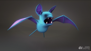 My Zubat Version by Luther2s