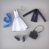 1/6 scale outfit for Lia by striped-box