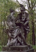 theseus and ariadne by arsenal-greenfeed