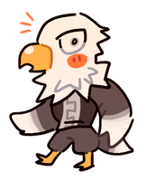 @nintendo just let me date the bird guy???? by neopit