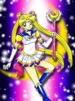 Eternal Love Sailor Moon by Magical-Mama