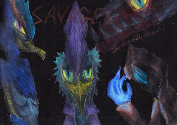 Savages by The-Heraldic-Sword