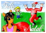 Feliz Natal :D by mushisan