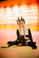 Black Rock Shooter - Broken Doll. by Tohkoe