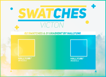 SWATCHES: VICTON by Hallyumi
