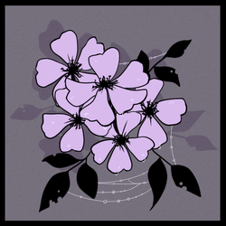 Dog Rose by Quiet-Imps
