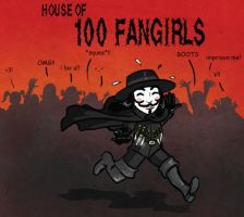 House of 100 Fangirls by abbey1normal