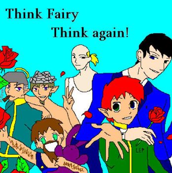 Artemis Fowl Ouran Style by wolfjmk