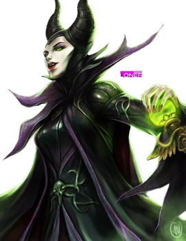 [Render] Maleficent by DamnPotatoes