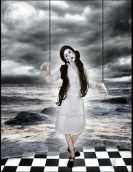 The drowning by Imaginny