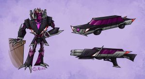President Megatron by Monster-Man-08