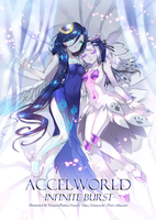 Accelworld Infinite Burst by Trianon-dfc