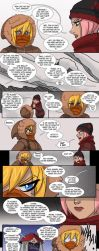 Baby, don't hurt me...no more. Part 2 by Enock