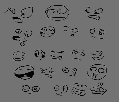 Faces by Silverglove