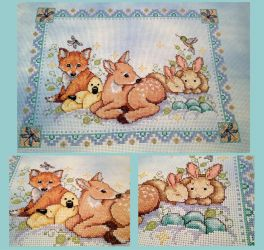 Baby Sampler by Ammeih