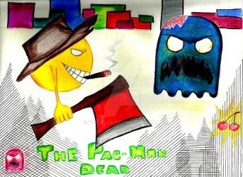 The Pac-Man Dead. by Wololox