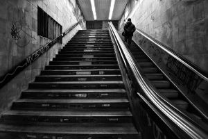 Staircase by NickKoutoulas