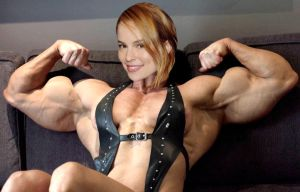Bridgit Mendler Sexy Muscle by Turbo99