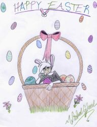 DP: Happy Easter by WickedGhoul
