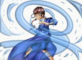 Katara The Last Waterbender by renealexa