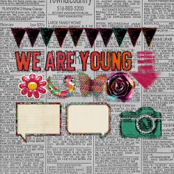 We are Young Bonus by harperfinch