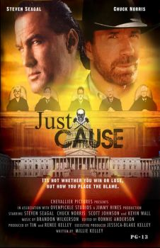 Just Cause by weiglo