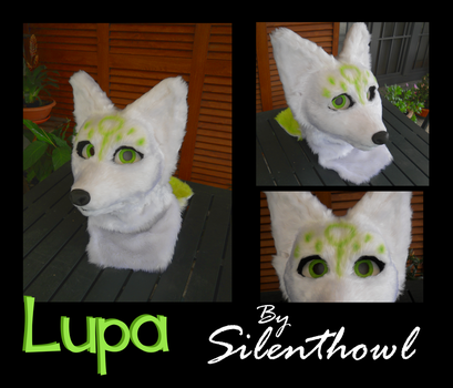 Fursuit - Lupa by Silenthowl7
