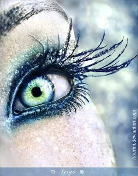 Virgo eye by ftourini