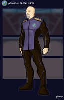 The Orville - Admiral Judd by stourangeau