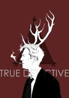 True Detective by burcuaycan