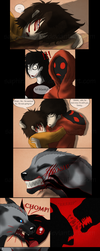 Adventures With Jeff The Killer - PAGE 37 by Sapphiresenthiss