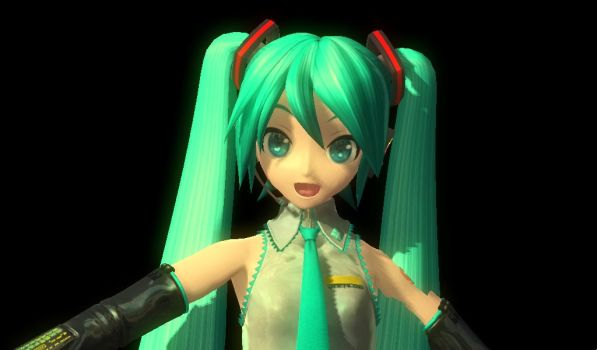 MMD The Disappearance of Hatsune Miku hologram ! by kagamine134