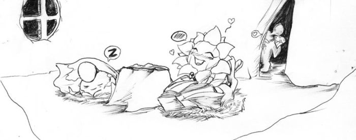 PMD2. An OHMYGOSHshipping pic by FaisLittleWhiteRaven
