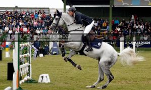show jumping 107 by JullelinPhotography