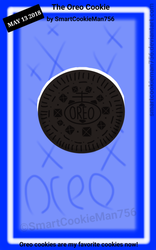 The Oreo Cookie by SmartCookieMan756