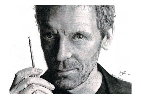 Dr. Gregory House by david10072