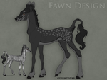 Fawn for syaoranlover5 by SammieAsMagPie