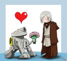 Swtor love by Poticceli