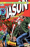 The Invincible Jason by markwelser
