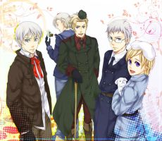 APH-the 5 by siruphial