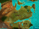 Map of Thedas by gohda