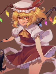 Flandre Scarlet by RayRie