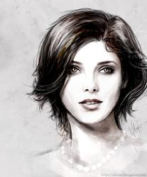 Alice Cullen by alicexz