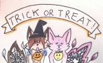 #32 - Trick or Treat by Etrenelle